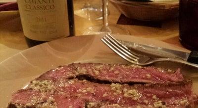 Photo of Italian Restaurant Osteria di Culegna at Via Mercanti 25, Pisa 57024, Italy