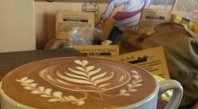 Photo of Coffee Shop cama 現烘咖啡專門店(新竹光復店) at 光復路二段269號, Taiwan