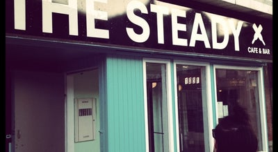 Photo of Cafe The Steady at 1051 Bloor Street West, Toronto, On M6H 1M3, Canada