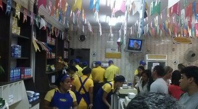 Photo of Bakery União Panificação e Confeitaria at Rua Edgard Leite, 157, Aracaju 49045-240, Brazil
