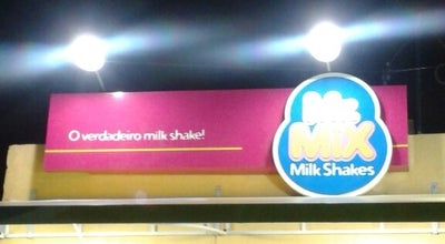Photo of Ice Cream Shop Mr. Mix at Av. Murilo Silva, 241, Carpina, Brazil