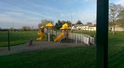 Photo of Park El Dorado Park at Cedar Falls, IA 50613, United States