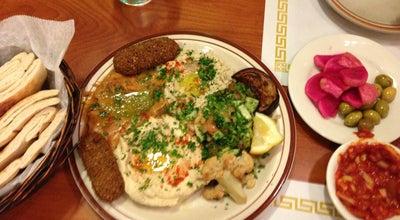 Photo of Middle Eastern Restaurant Old Jerusalem Restaurant at 2976 Mission St, San Francisco, CA 94110, United States