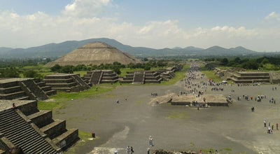 Photo of Historic Site Tehotihuacan at Mexico