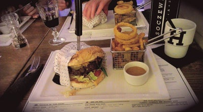Photo of American Restaurant SOCZEWKA KUCHNIA + BAR at Rynek 20/21, Wroclaw 50-101, Poland