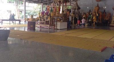 Photo of Buddhist Temple วัดโบสถ์ (Wat Bot) at ตำบลบ้านเลือก อำเภอโพธาราม จังหวัดราชบุรี, Ban Luak 70120, Thailand