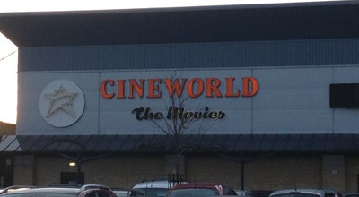 Photo of Movie Theater Cineworld at Bentley Bridge Leisure Park, Wednesfield Way, Wolverhampton WV11 1TZ, United Kingdom
