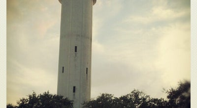 Photo of Monument / Landmark Sulphur Springs Water Tower at Tampa, FL, United States