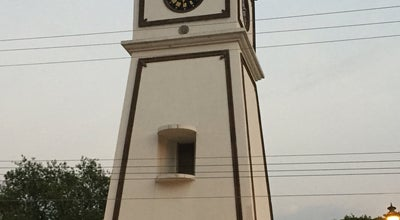 Photo of Monument / Landmark Torre del reloj at Mexico