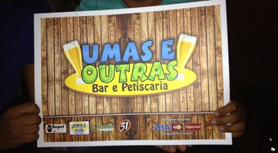 Photo of Bar Umas e Outras at Largo Manoel Duarte, Mossoró 59619-400, Brazil