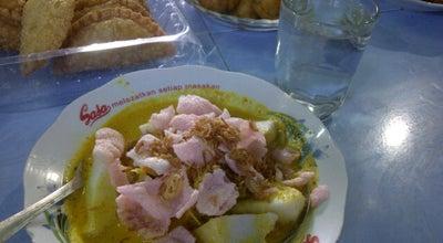 Photo of Breakfast Spot Lontong Gulai Mama Bet at Jalan Olo Ladang No. 22, Padang 21591, Indonesia