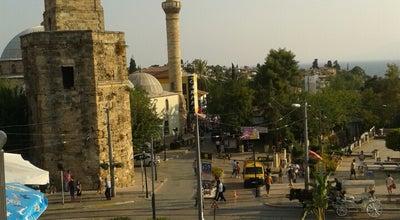 Photo of Historic Site Cumhuriyet Caddesi at Muratpaşa, Turkey