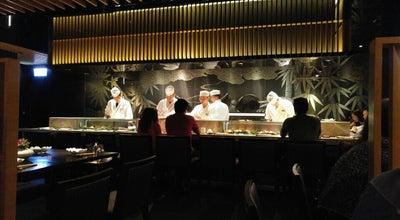 Photo of Sushi Restaurant Sushi Ta-ke at 12/f, Cubus, 1 Hoi Ping Rd, Causeway Bay, Hong Kong