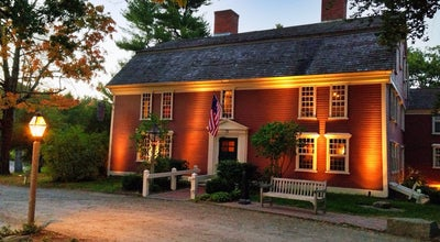 Photo of American Restaurant Longfellow's Wayside Inn at 72 Wayside Inn Rd, Sudbury, MA 01776, United States