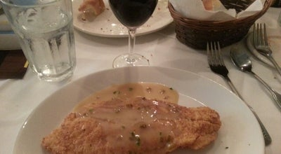 Photo of Italian Restaurant Vincent's Italian Cuisine at 4411 Chastant St, Metairie, LA 70006, United States