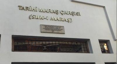 Photo of Historic Site Tarihi Suk-i Maraş Çarşısı at Kahramanmaraş, Turkey