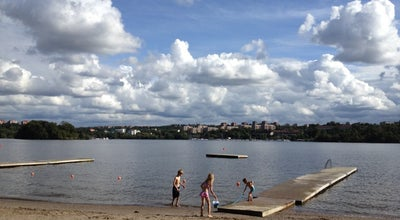 Photo of Beach Solviksbadet at Bromma 167 63, Sweden