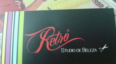 Photo of Nail Salon Retrô Studio at Brazil