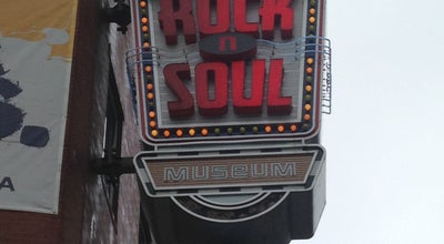 Photo of Museum Rock'n'Soul Museum at 191 Beale Street, Memphis, TN 38103, United States