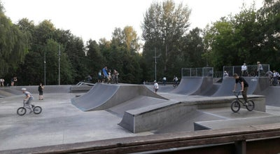 Photo of Skate Park Скейт парк «Кузьминки» at Ул. Юных Ленинцев, 52 109462, Russia