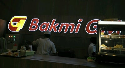 Photo of Ramen / Noodle House Bakmi GM at Terminal 2e, Cengkareng, Indonesia