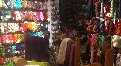 Photo of Arts and Crafts Store Annie & Co Knitting at 1323 Madison Ave, New York, NY 10128, United States