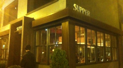 Photo of American Restaurant Supper at 926 South St, Philadelphia, PA 19147, United States
