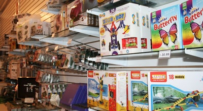 Photo of Electronics Store Tinkersphere at 304 E 5th St, New York, NY 10003, United States