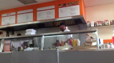 Photo of Burger Joint Goo's Take-Out & Catering at 230 Shellards Lane, Brantford, ON N3T 0B9, Canada