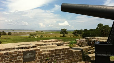 Photo of Park Fort Pulaski National Monument at GA, United States