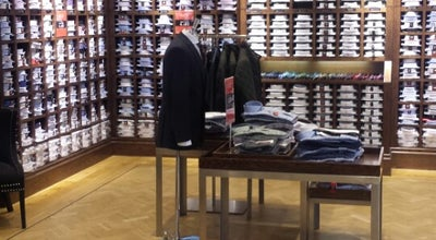 Photo of Men's Store T.M. Lewin at 103-108 Jermyn St, London SW1Y 6EQ, United Kingdom