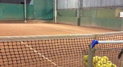 Photo of Tennis Court Academia Pavão de Tennis at Rua Ouro Preto, 50, Santo André, Brazil