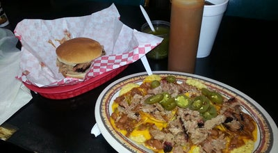 Photo of BBQ Joint Tony's the Pit Bar-B-Que at 1700 Myrtle Ave, El Paso, TX 79901, United States