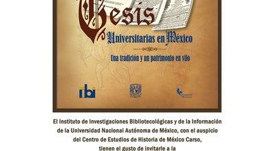Photo of History Museum Centro De Estudios De Historia De Mexico CARSO at Federico Gamboa #1, Chimalistac, Mexico