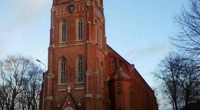 Photo of Church Sv. Annas baznīca at E. Veidenbauma, Liepāja, Latvia