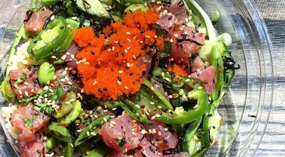 Photo of Seafood Restaurant Wisefish Poké at 263 W 19th St, New York, NY 10011, United States