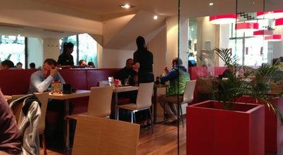 Photo of Cafe Segafredo Zanetti Espresso at Piața Victoriei, Nr. 4, Timișoara 300006, Romania