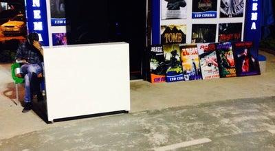 Photo of Indie Movie Theater 12 D Sinema at Engelsiz Kafe Bahcesi, Turkey