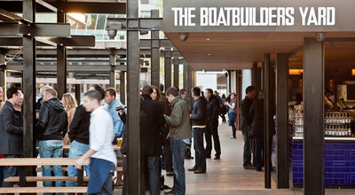Photo of Bar The Boatbuilders Yard at 23 South Wharf Promenade, South Wharf, VI 3006, Australia