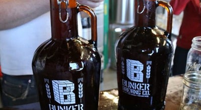 Photo of Brewery Bunker Brewing Company at 122 Anderson St, Portland, ME 04101, United States