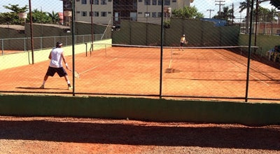 Photo of Tennis Court Cantuaria Academia De Tenis at R C-162, 750, Goiânia 74255-110, Brazil
