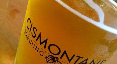 Photo of Brewery Cismontane Santa Ana at 1409 E Warner Ave, Santa Ana, CA 92705, United States