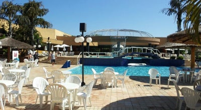 Photo of Pool Piscina Mabu Thermas e Resort at Brazil