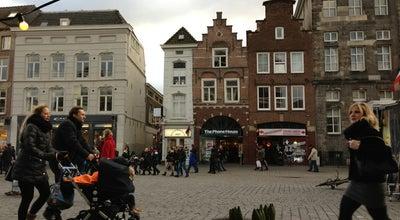 Photo of Cafe Jeronimus eet- en borrelcafé at Markt 8, 's-Hertogenbosch 5211 JX, Netherlands