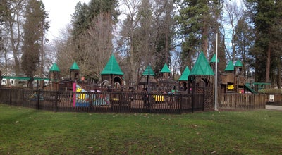 Photo of Playground Fort Sherman Playground at N Idaho Centennial Trail, Coeur d'Alene, ID 83814, United States