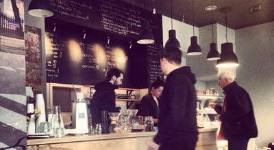Photo of Cafe Moko-tuff at Niepodległości 92/98, Warsaw 02-585, Poland