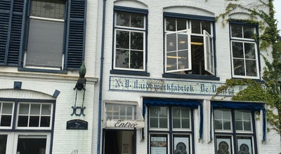 Photo of Art Gallery Delft Pottery Delftse Pauw at Delftweg 133, Rijswijk, Netherlands