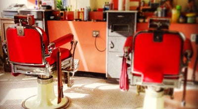 Photo of Salon / Barbershop Vincent's Barber at 1505 Cortelyou Rd, Brooklyn, NY 11226, United States