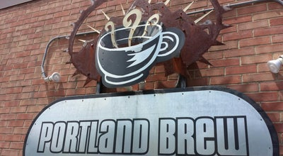 Photo of Coffee Shop Portland Brew at 2605 12th Ave S, Nashville, TN 37204, United States