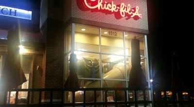 Photo of Fast Food Restaurant Chick-fil-A East Pearland at 1512 Broadway St, Pearland, TX 77581, United States